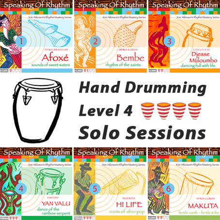 Lesson-Bundles-Hand-drumming-level-4-Solos