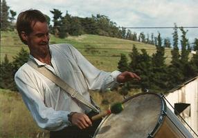 Kim Atkinson Drumming